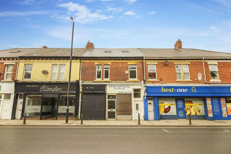 Commercial Property for rent in High Street East, Wallsend