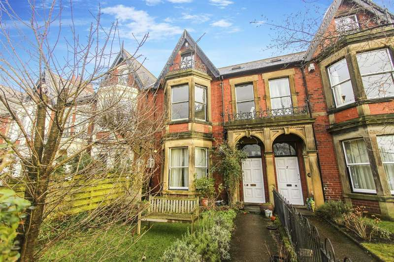 5 Bedrooms Flat for sale in Highbury, Jesmond