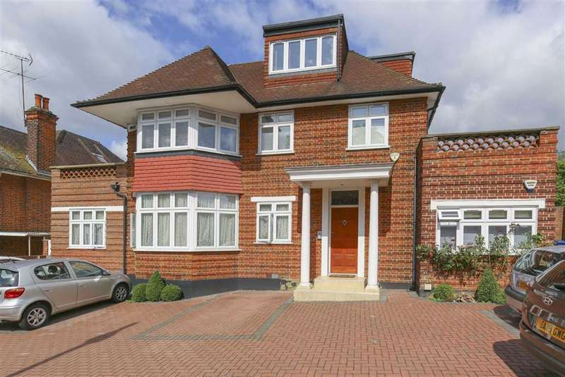 2 Bedrooms Flat for sale in Holders Hill Road, Hendon, London