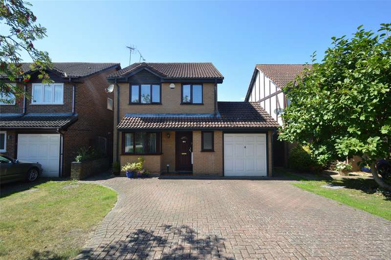 4 Bedrooms Detached House for sale in Tithe Barn Drive, Maidenhead, Berkshire, SL6