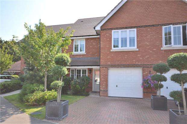 3 Bedrooms Terraced House for sale in Elen Place, Bracknell, Berkshire