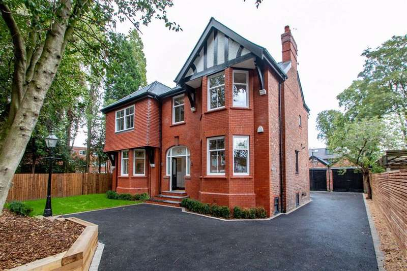6 Bedrooms Detached House for sale in St Werburghs Road, Chorlton, Manchester, M21