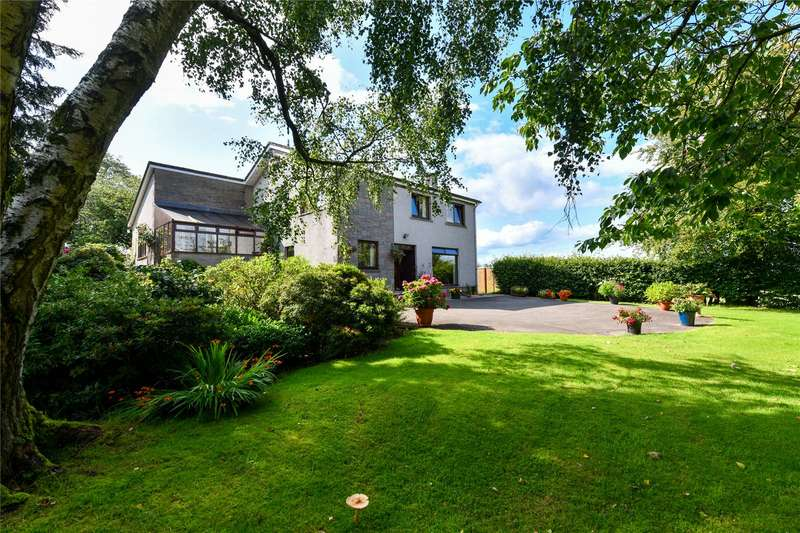 5 Bedrooms Detached House for sale in Lochnagar, Dumfries, Dumfries and Galloway, DG1