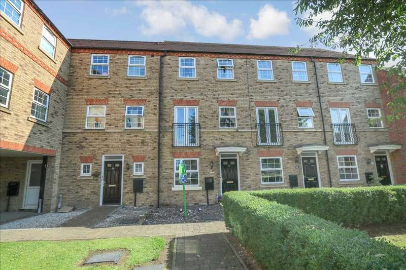 4 Bedrooms Terraced House for sale in Warren Lane, Witham St. Hughs, Witham St Hughs, Lincoln
