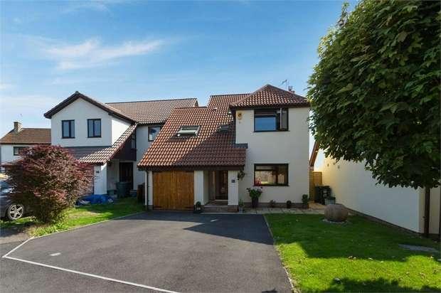 4 Bedrooms Detached House for sale in Garstons Close, Wrington, Bristol, Somerset