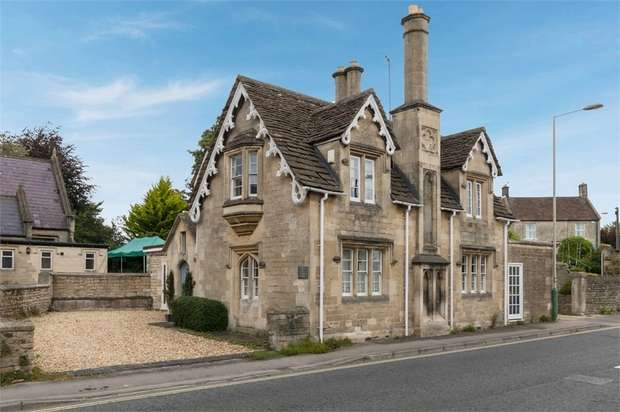 4 Bedrooms Detached House for sale in Mount Pleasant, Bradford-on-Avon, Wiltshire
