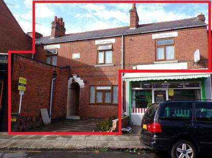 4 Bedrooms Terraced House for sale in Wood Hill, North Evington, Leicester, Leicestershire
