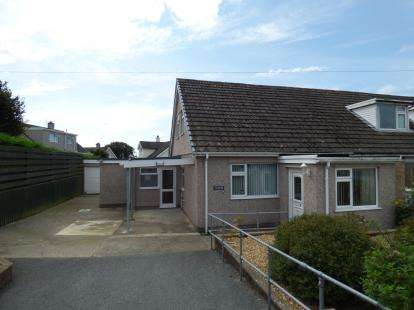 3 Bedrooms Bungalow for sale in Lon Y Wylan, Llanfairpwllgwyngyll, Anglesey, LL61