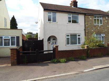 3 Bedrooms Semi Detached House for sale in Norton Road, Luton, Bedfordshire