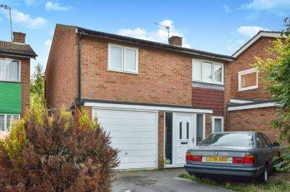 3 Bedrooms Link Detached House for sale in Baccara Grove, Bletchley, Milton Keynes, Buckinghamshire