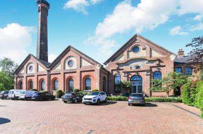 3 Bedrooms Flat for sale in Powick Mills, Old Road, Worcester, Worcestershire
