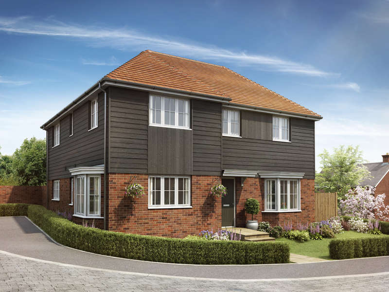 4 Bedrooms Detached House for sale in Plot 2 Hammond's Mill