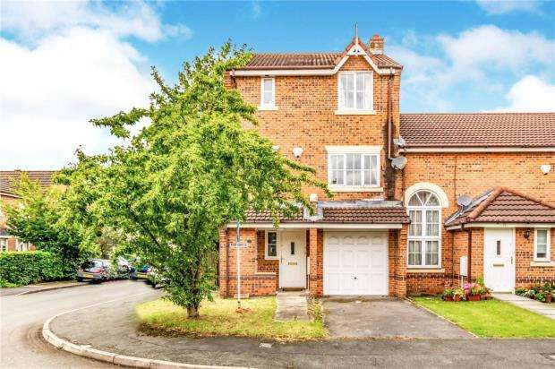 4 Bedrooms Semi Detached House for sale in Chervil Close, Fallowfield, Manchester