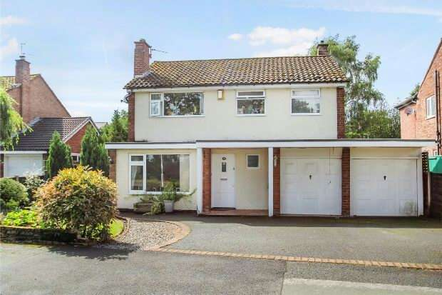 3 Bedrooms Detached House for sale in Ash Lane, Hale