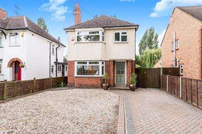3 Bedrooms Detached House for sale in Priors Road, N/A, Cheltenham, Gloucestershire