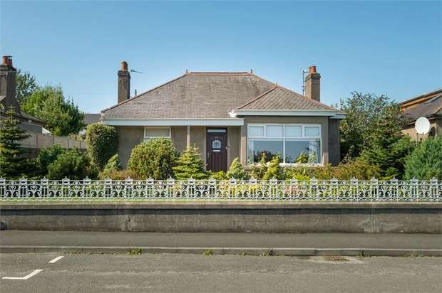 2 Bedrooms Detached Bungalow for sale in Victoria Terrace, Inverbervie, Montrose, Aberdeenshire