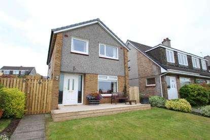 3 Bedrooms Detached House for sale in Yarrow Crescent, Bishopton, Renfrewshire