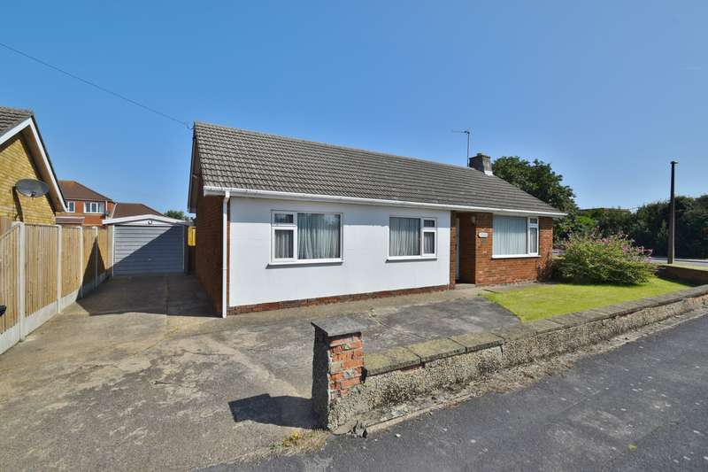 3 Bedrooms Detached House for sale in Crown Avenue, Chapel St Leonards, PE24
