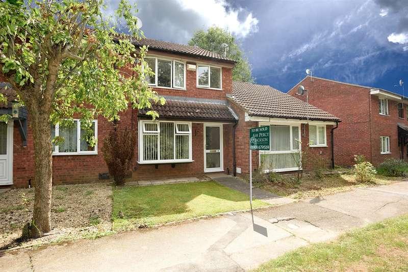 3 Bedrooms Terraced House for sale in Sharman Walk, Bradwell, Milton Keynes