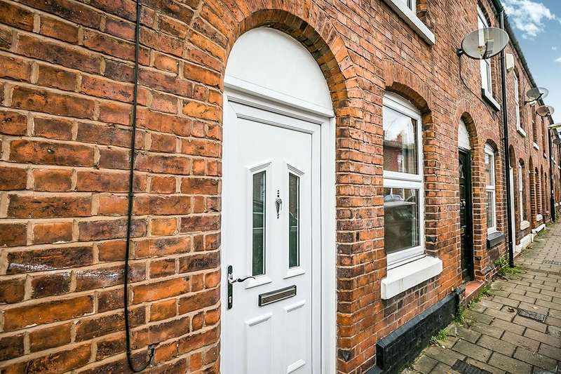 2 Bedrooms Terraced House for sale in Westminster Road, Hoole, Chester, CH2