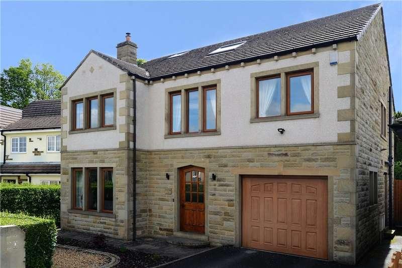 6 Bedrooms Detached House for sale in Rose Mount, Huddersfield, West Yorkshire
