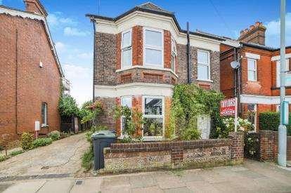 4 Bedrooms Detached House for sale in Grange Avenue, Luton, Bedfordshire