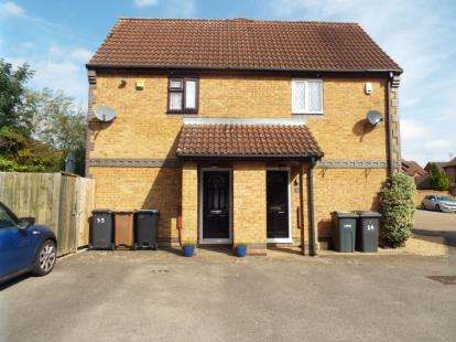 1 Bedroom Semi Detached House for sale in Malthouse Green, Luton, Bedfordshire