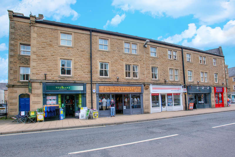 2 Bedrooms Flat for sale in Matlock Street, Bakewell