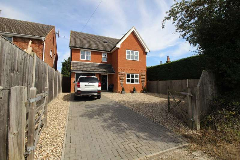 5 Bedrooms Detached House for sale in Windmill Fields, Coggeshall