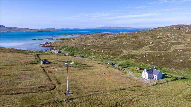 Detached House for sale in 2 South Glendale, Isle of South Uist, Eilean Siar, HS8