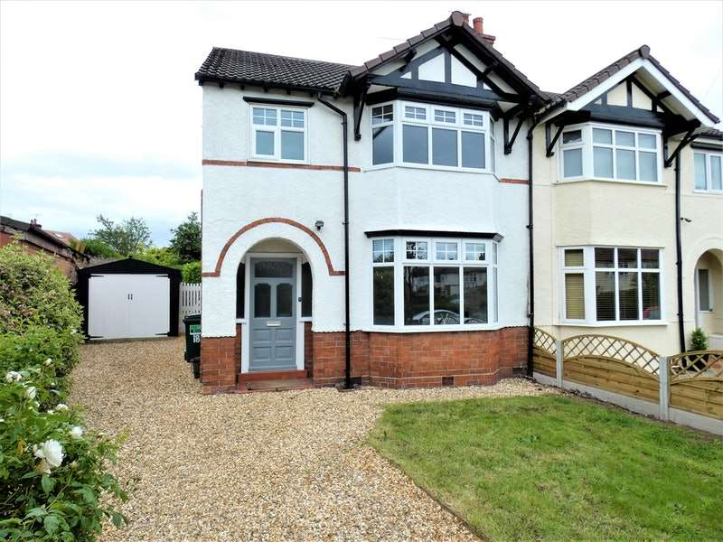 4 Bedrooms Semi Detached House for sale in Green Lane, Chester, Cheshire, CH3