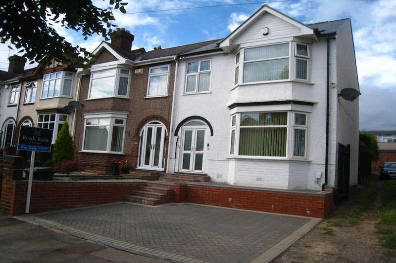4 Bedrooms Property for sale in Dane Road, Stoke, Coventry, CV2