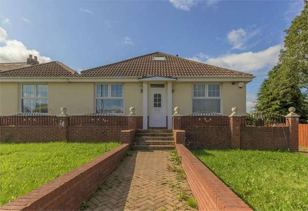4 Bedrooms Detached Bungalow for sale in Broomhill, Hetton-le-Hole, Houghton le Spring, Tyne and Wear