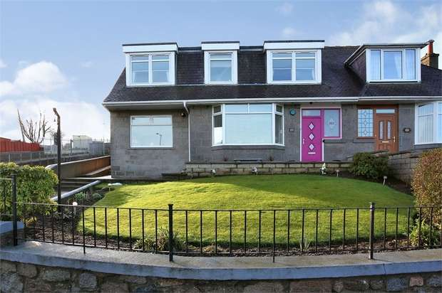 6 Bedrooms Detached House for sale in Auchmill Road, Bucksburn, Aberdeen