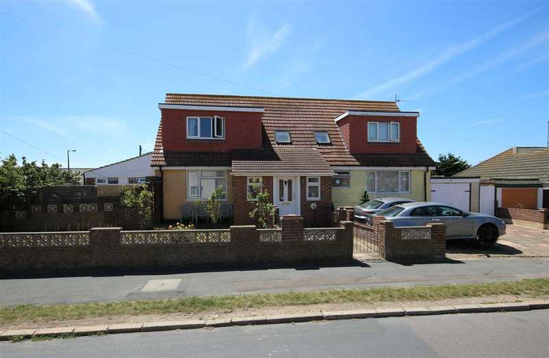 5 Bedrooms Detached House for sale in Gladys Avenue, Peacehaven