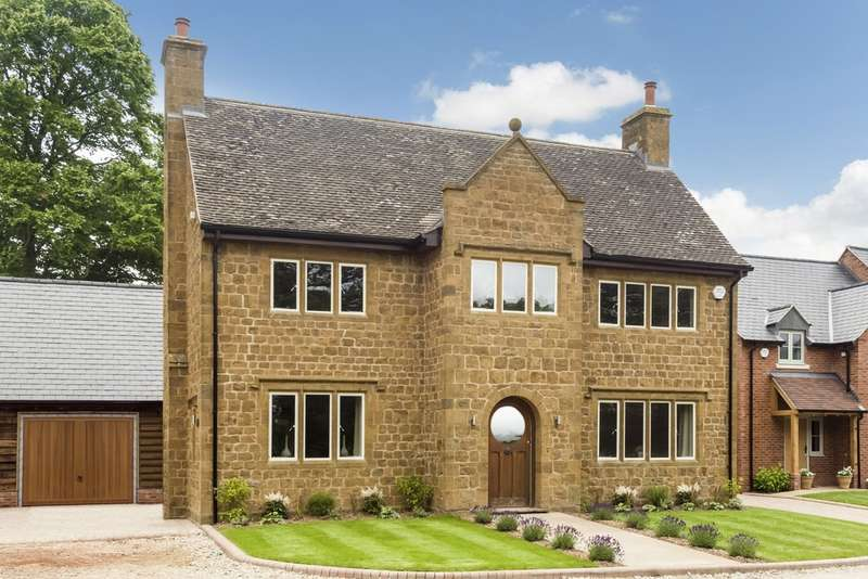 4 Bedrooms Detached House for sale in Redvale House, Tredington, Shipston On Stour