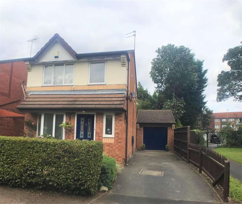3 Bedrooms Detached House for sale in Sutherland Street, Eccles, Manchester