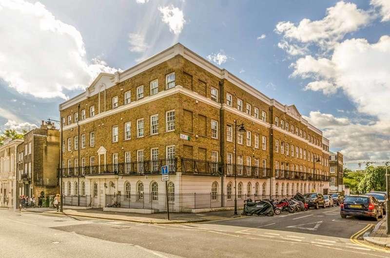 2 Bedrooms Flat for rent in Amwell Street, Islington, EC1R