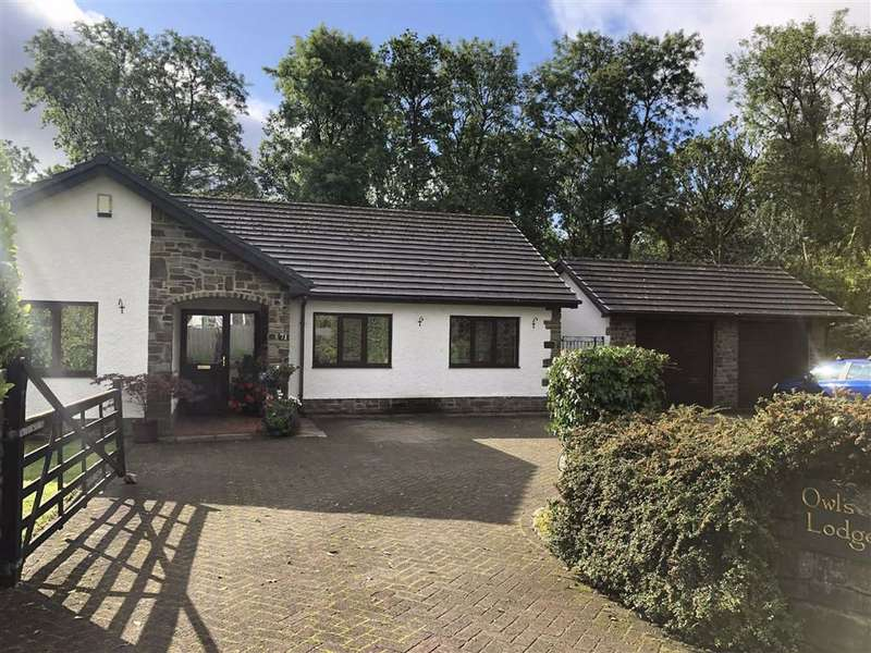 3 Bedrooms Detached Bungalow for sale in Derwen Road, Tumble