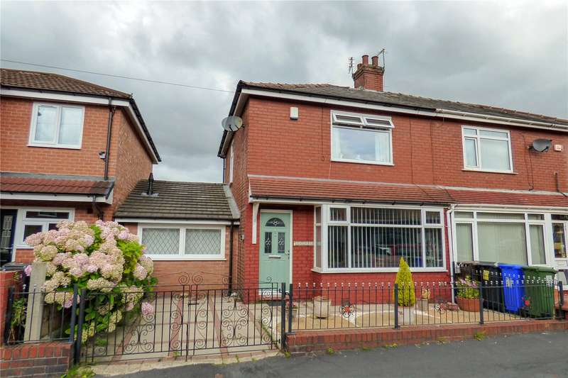 2 Bedrooms Semi Detached House for sale in Wilshaw Grove, Ashton-under-Lyne, Greater Manchester, OL7