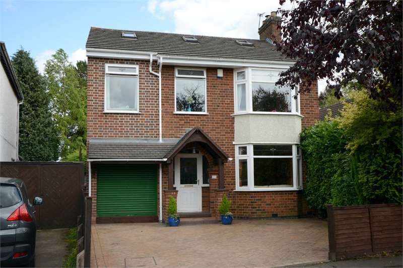 6 Bedrooms Detached House for sale in Langton Road, Hillmorton, RUGBY, Warwickshire
