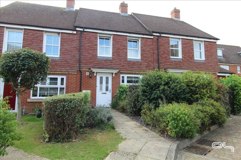 3 Bedrooms Terraced House for sale in Bergamot Close, Sittingbourne