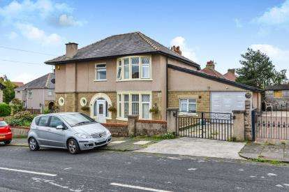 5 Bedrooms Semi Detached House for sale in Albany Road, Morecambe, Lancashire, United Kingdom, LA4