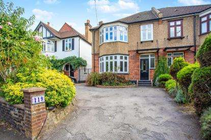 4 Bedrooms Semi Detached House for sale in Rickmansworth Road, Watford, Hertfordshire, .