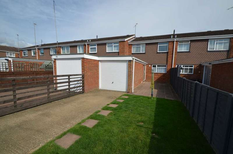 3 Bedrooms Terraced House for sale in Grange Close, Linslade