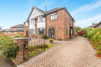 4 Bedrooms Semi Detached House for sale in Windle Grove, Windle, St. Helens, Merseyside, WA10