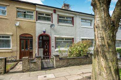 3 Bedrooms Terraced House for sale in Ince Avenue, Anfield, Liverpool, Merseyside, L4