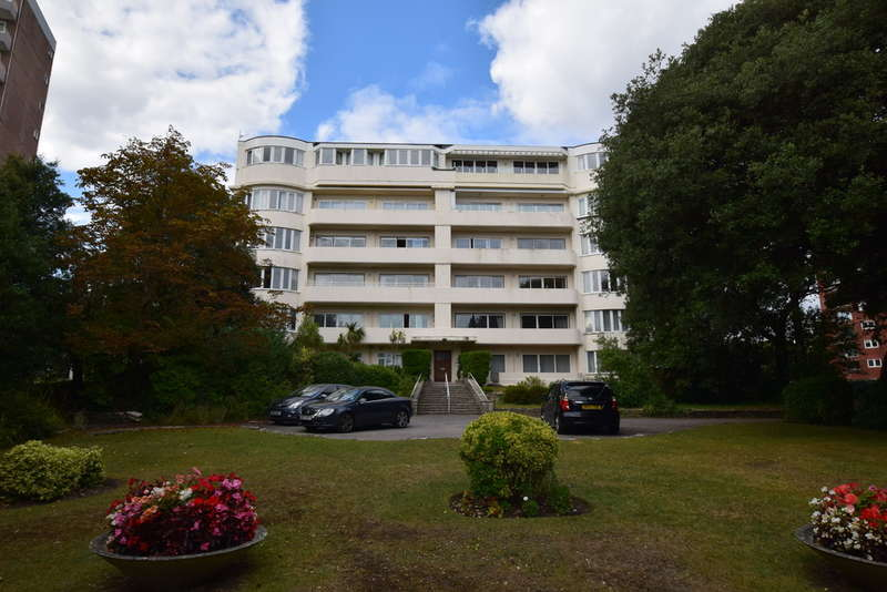 4 Bedrooms Flat for sale in Dorchester Mansions, East Cliff, Bournemouth, BH1