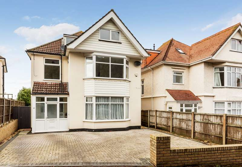 7 Bedrooms Detached House for sale in Southbourne, Bournemouth, BH6