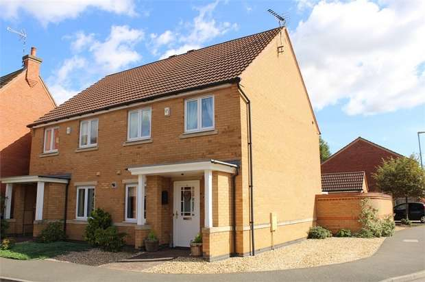 3 Bedrooms Detached House for sale in Lutterworth